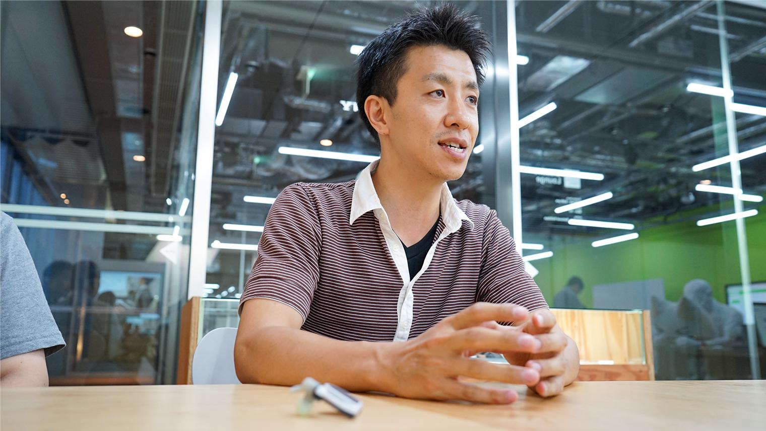 佐々木啓太 ソニー株式会社 Startup Acceleration部 NYSNO Project電気担当