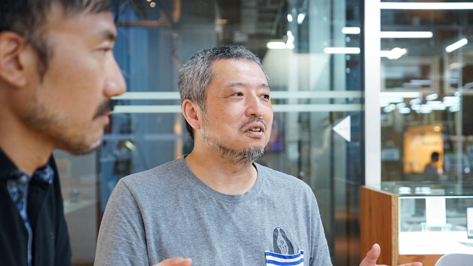 高橋敏 ソニー株式会社 Startup Acceleration部 NYSNO Projectソフト担当