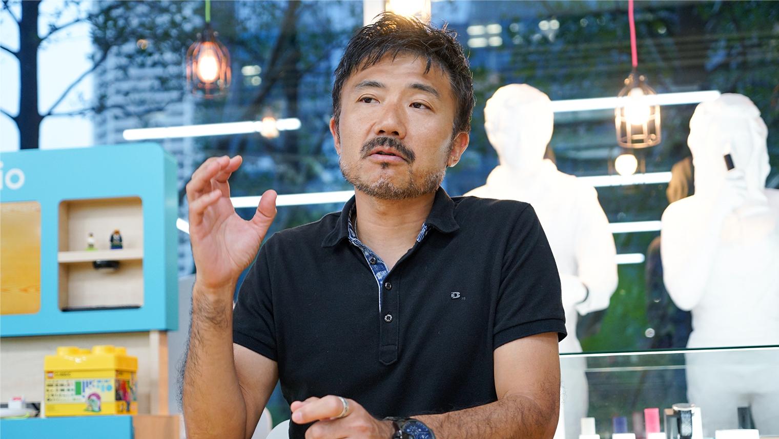 尾原昌輝 ソニー株式会社 Startup Acceleration部 NYSNO Project プロジェクトリーダー