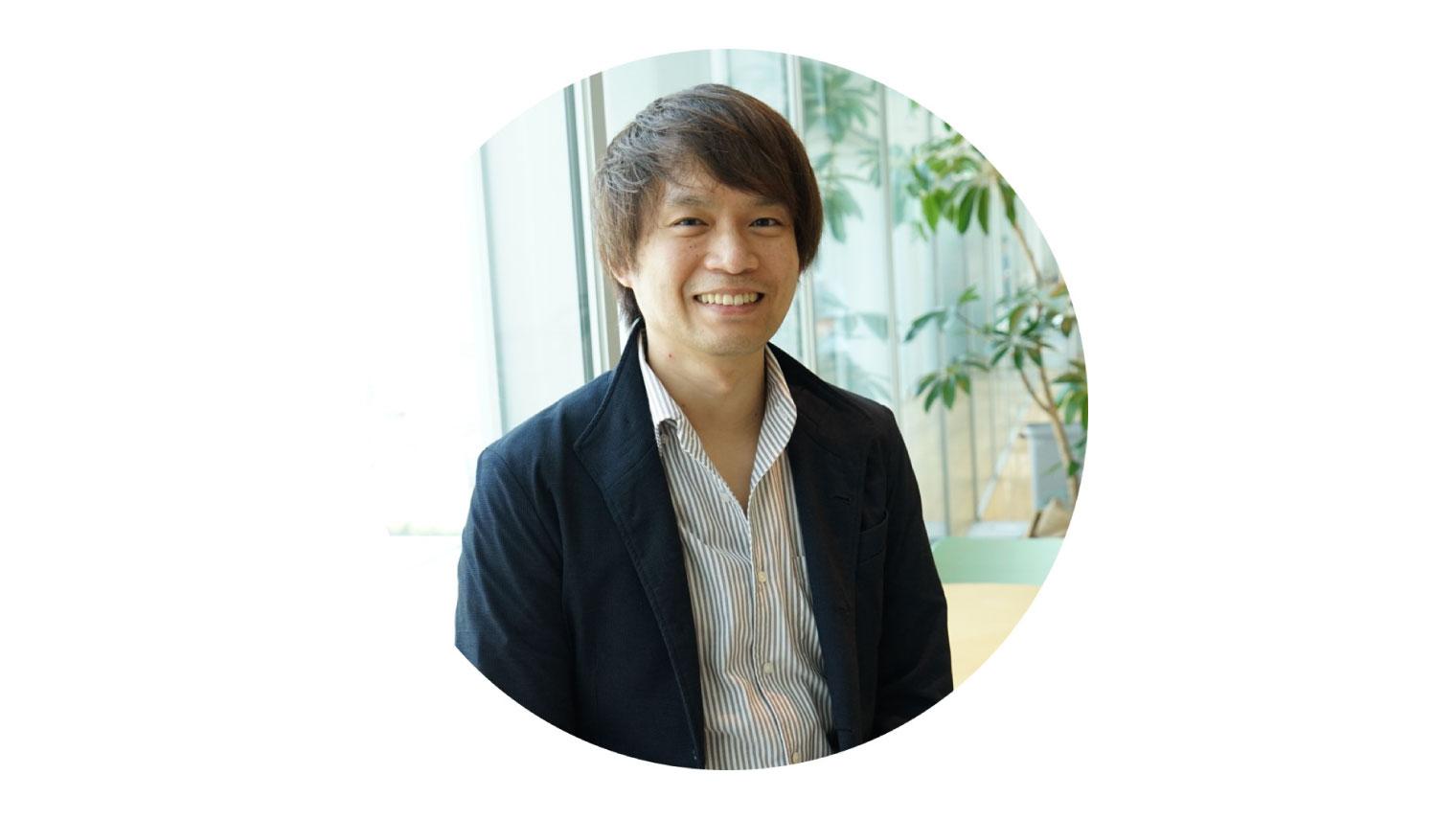 京セラ株式会社 研究開発本部 メディカル開発センター 稲垣智裕さん