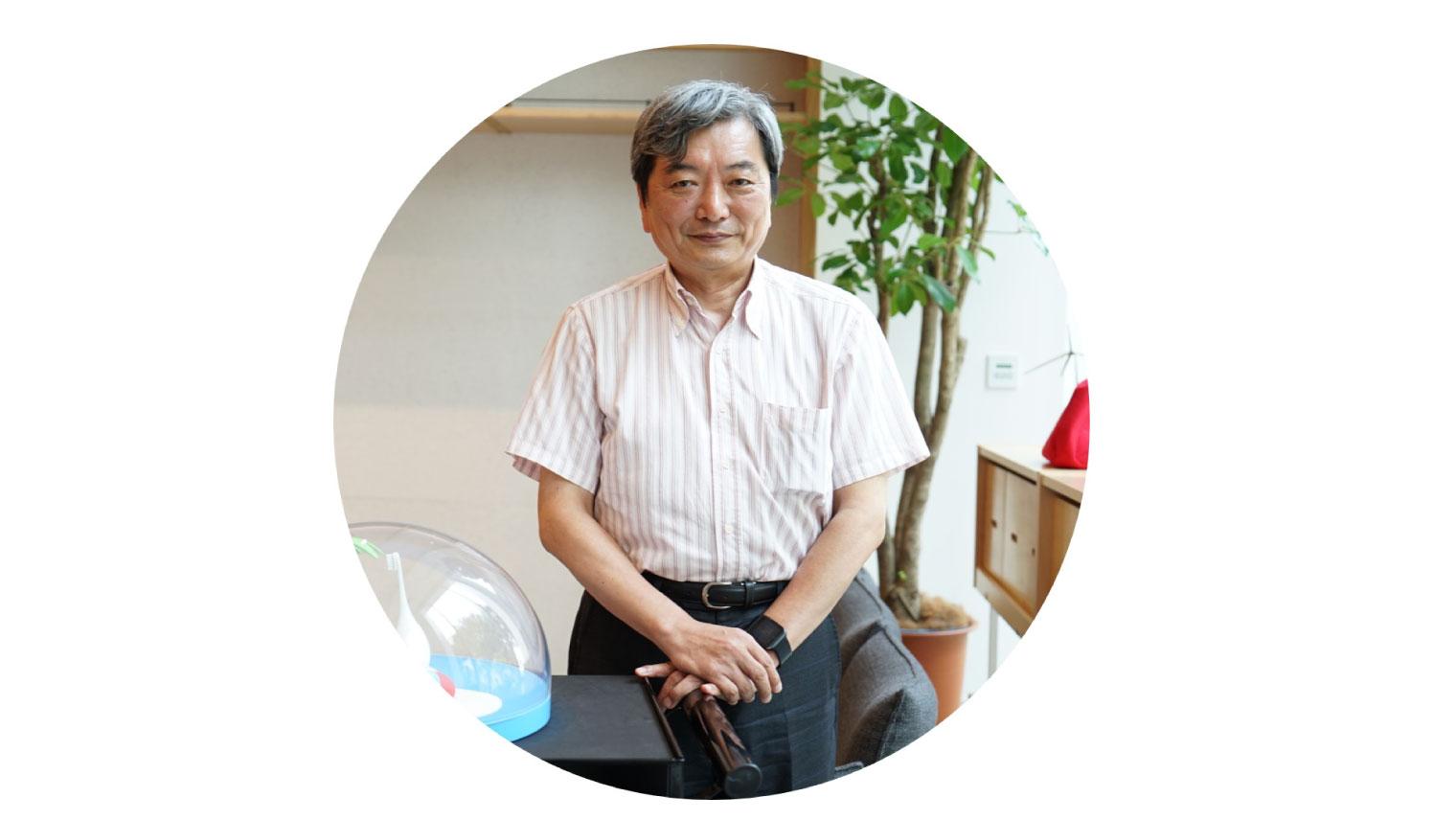京セラ株式会社 研究開発本部 メディカル開発センター所長 吉田真さん
