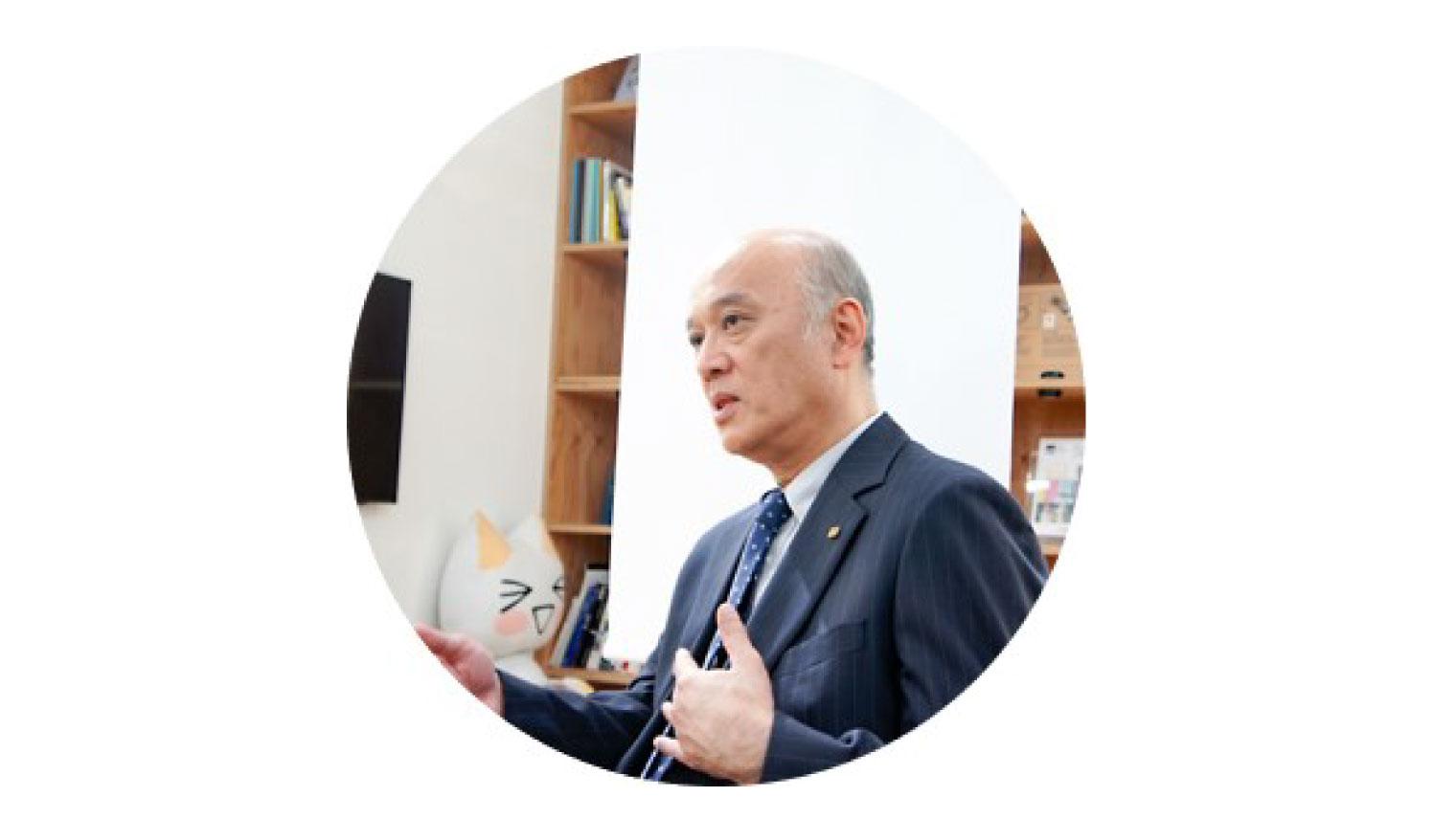 京セラ株式会社 研究開発本部 フューチャーデザインラボ 所長 横山敦さん