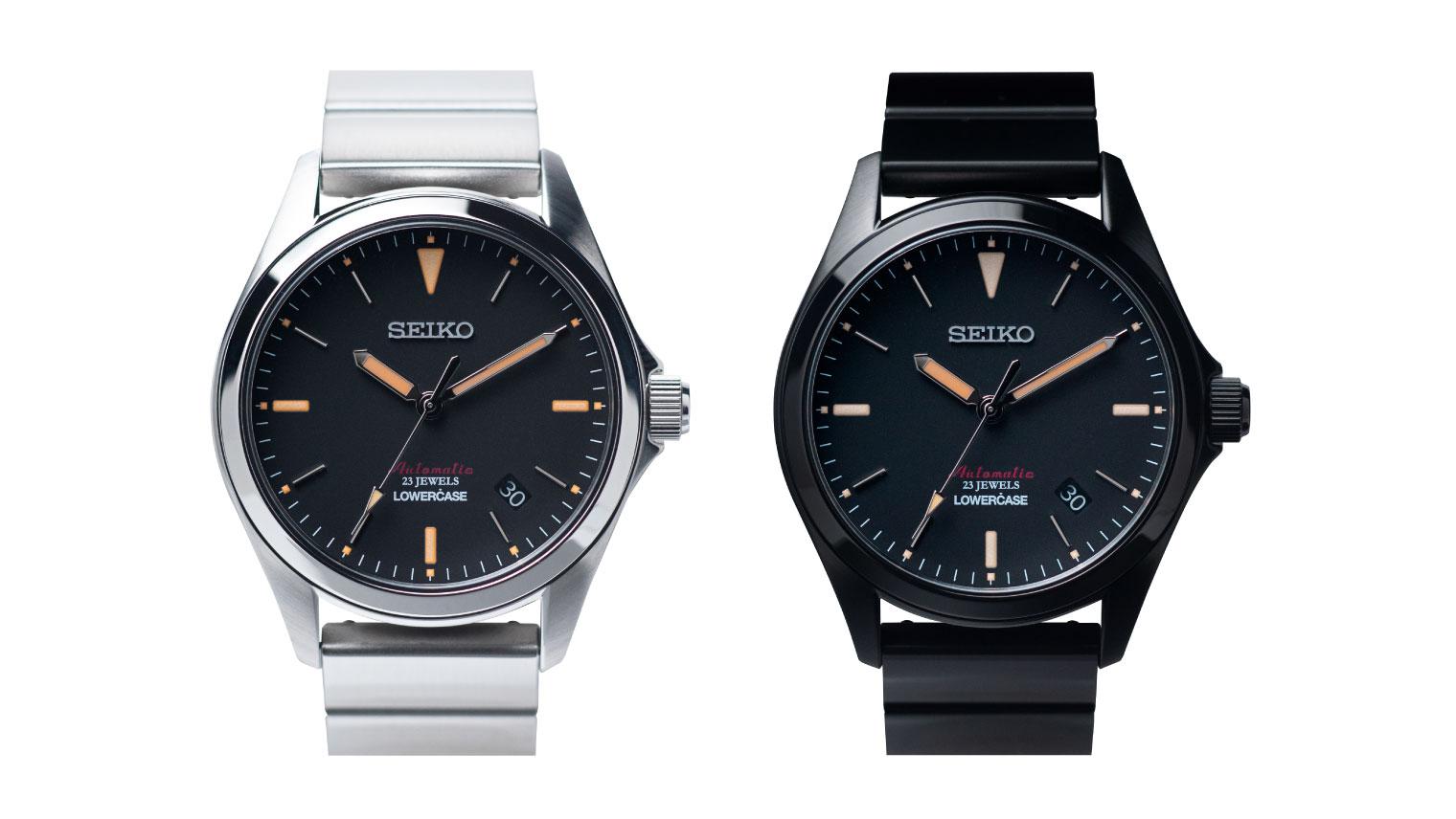seiko wena wrist pro Mechanical set -LOWERCASE Edition-