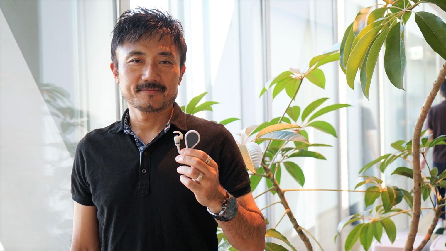 尾原昌輝 ソニー株式会社 Startup Acceleration部 NYSNO Project