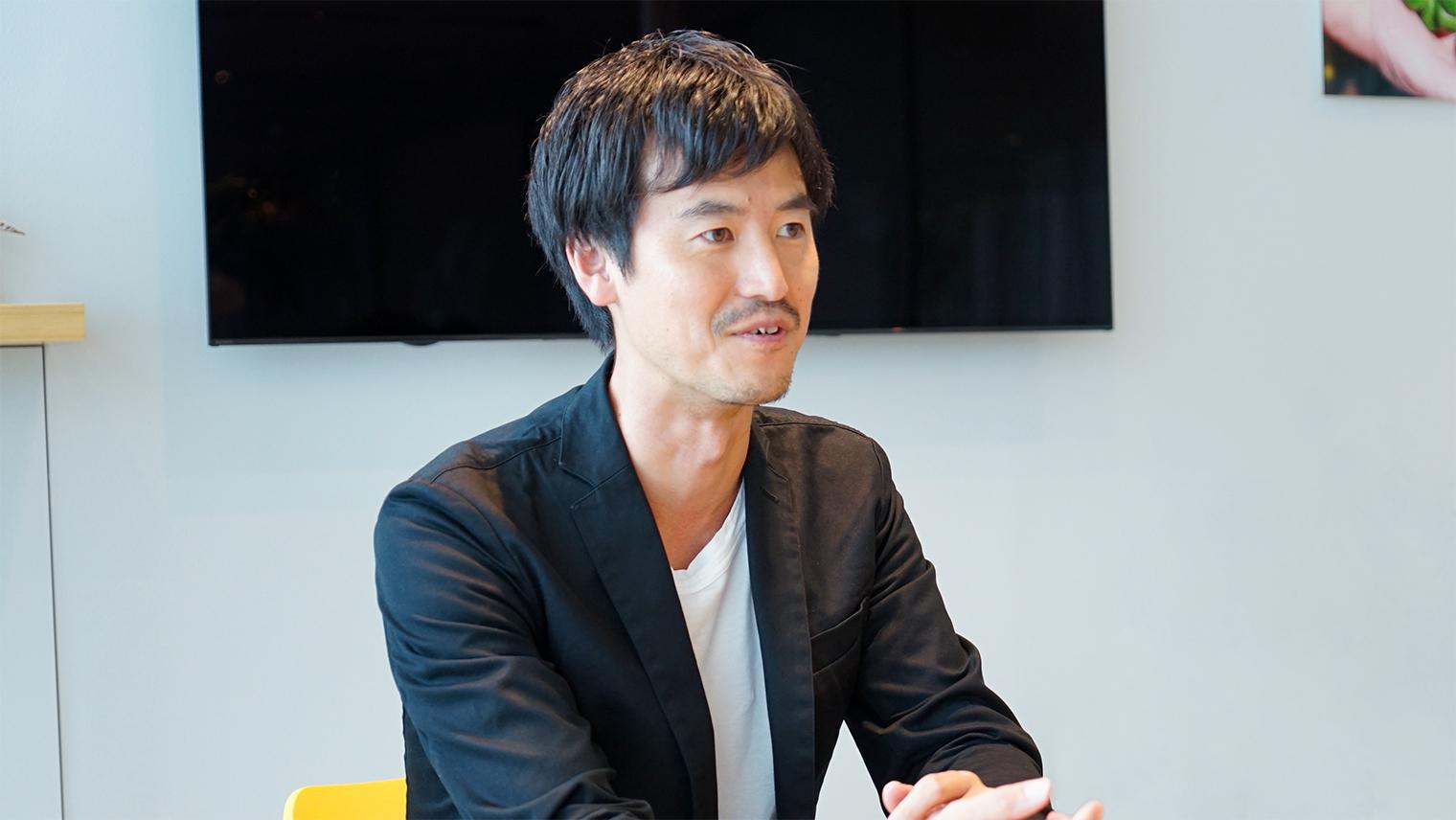 伊藤陽一 ソニー株式会社 Startup Acceleration部 「REON POCKET」プロジェクトリーダー