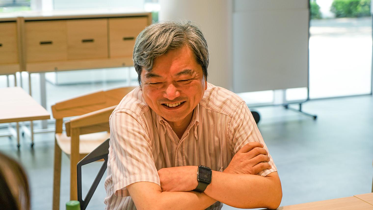 吉田真さん 京セラ株式会社 研究開発本部 メディカル開発センター所長