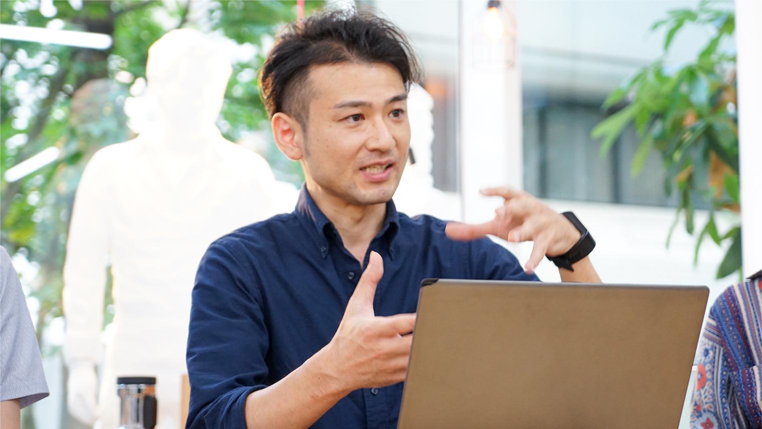 中島輝久さん ライオン株式会社 研究開発本部 イノベーションラボ