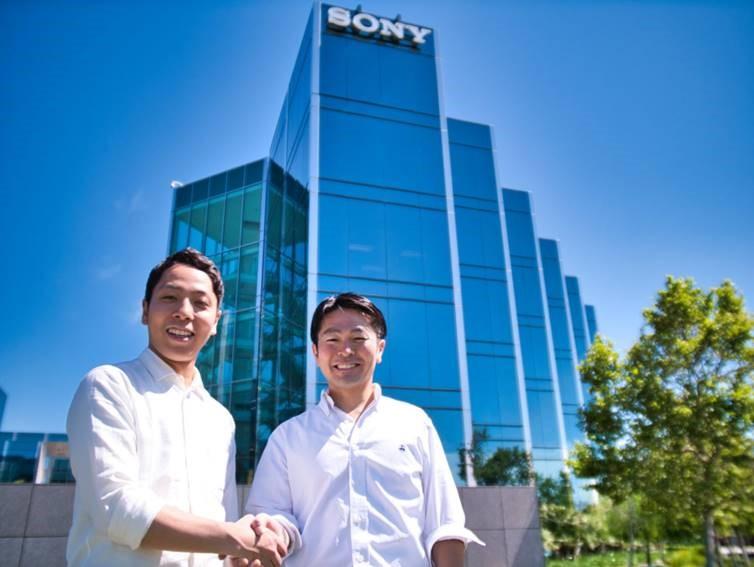 左より、フラー代表取締役 CEO 渋谷修太さん、Takeoff Point石川 洋人
