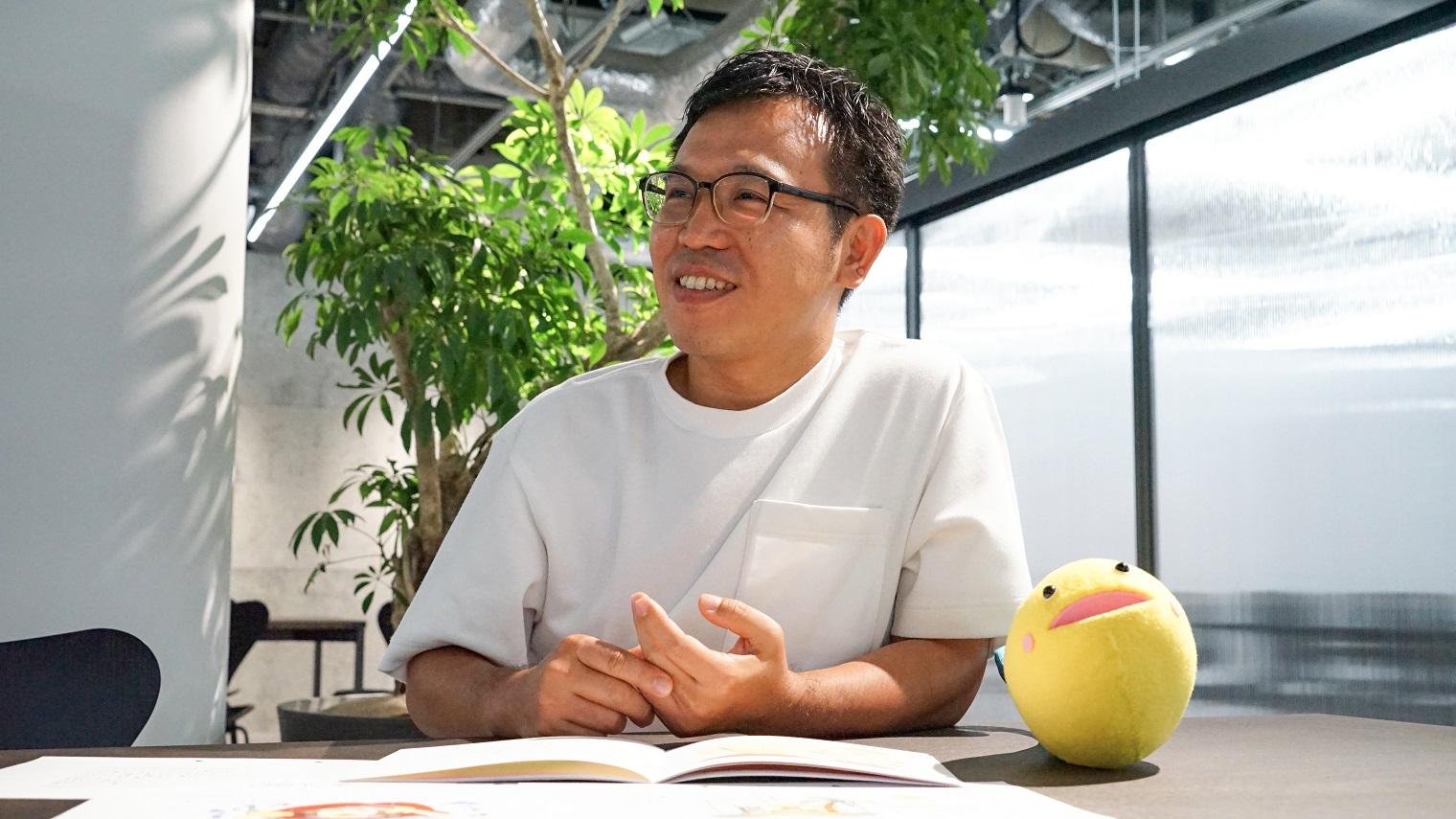 城ヶ野 修啓 ソニー株式会社 クリエイティブセンター コミュニケーションデザイン担当