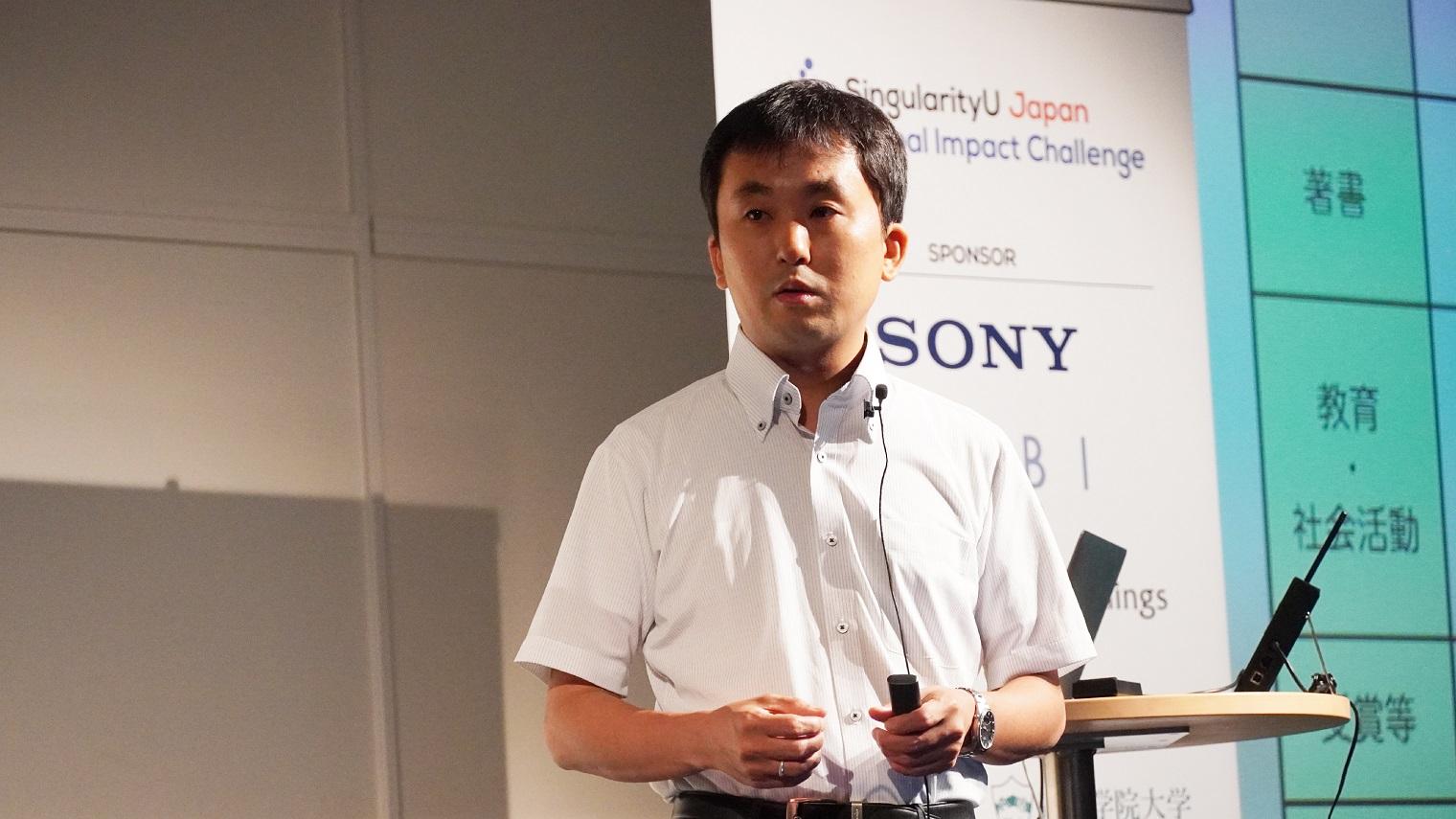 東京大学 松尾研、NABLAS(株)CEO 中山浩太郎氏