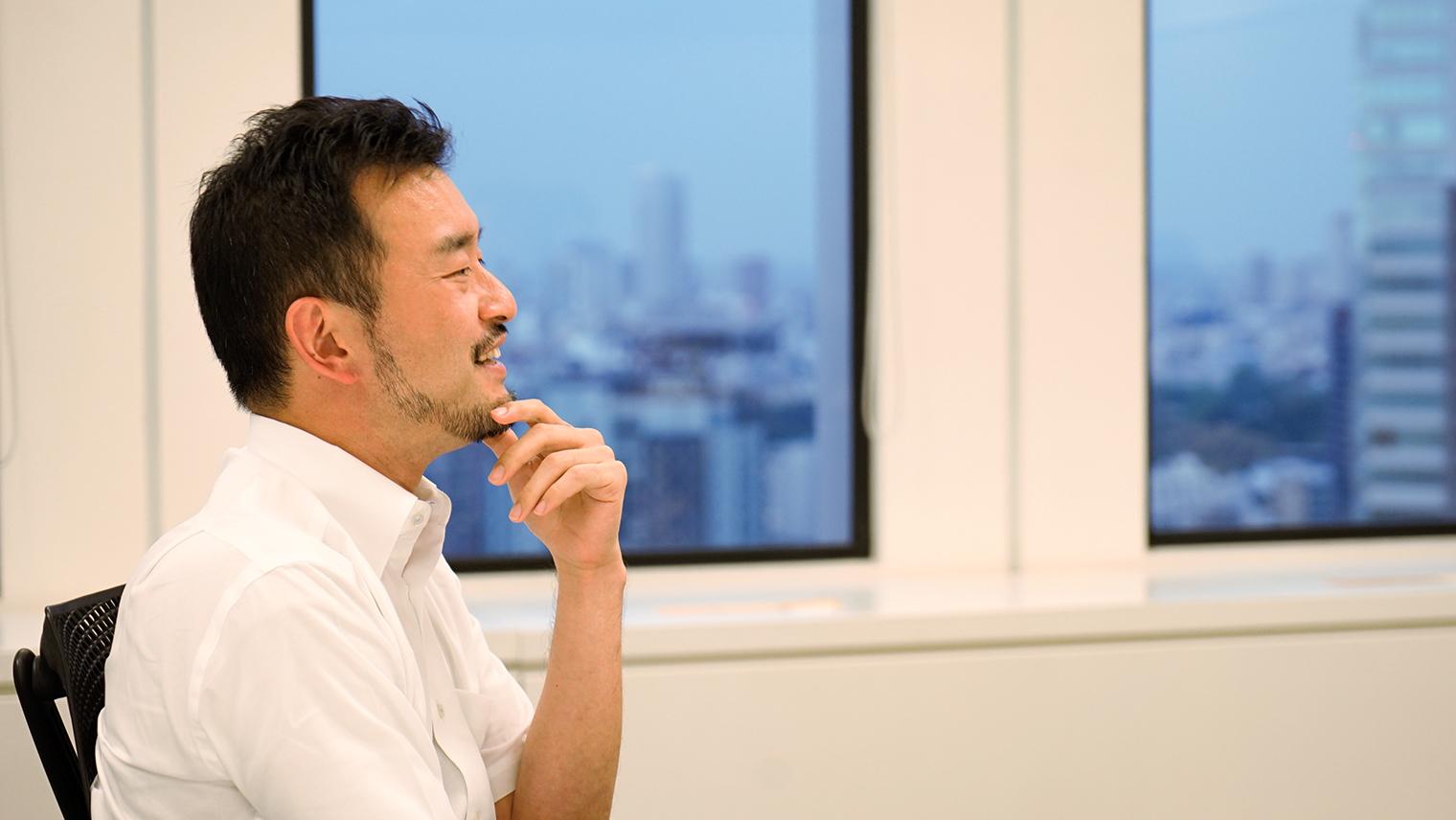 ソニー株式会社Startup Acceleration部門副部門長の小田島