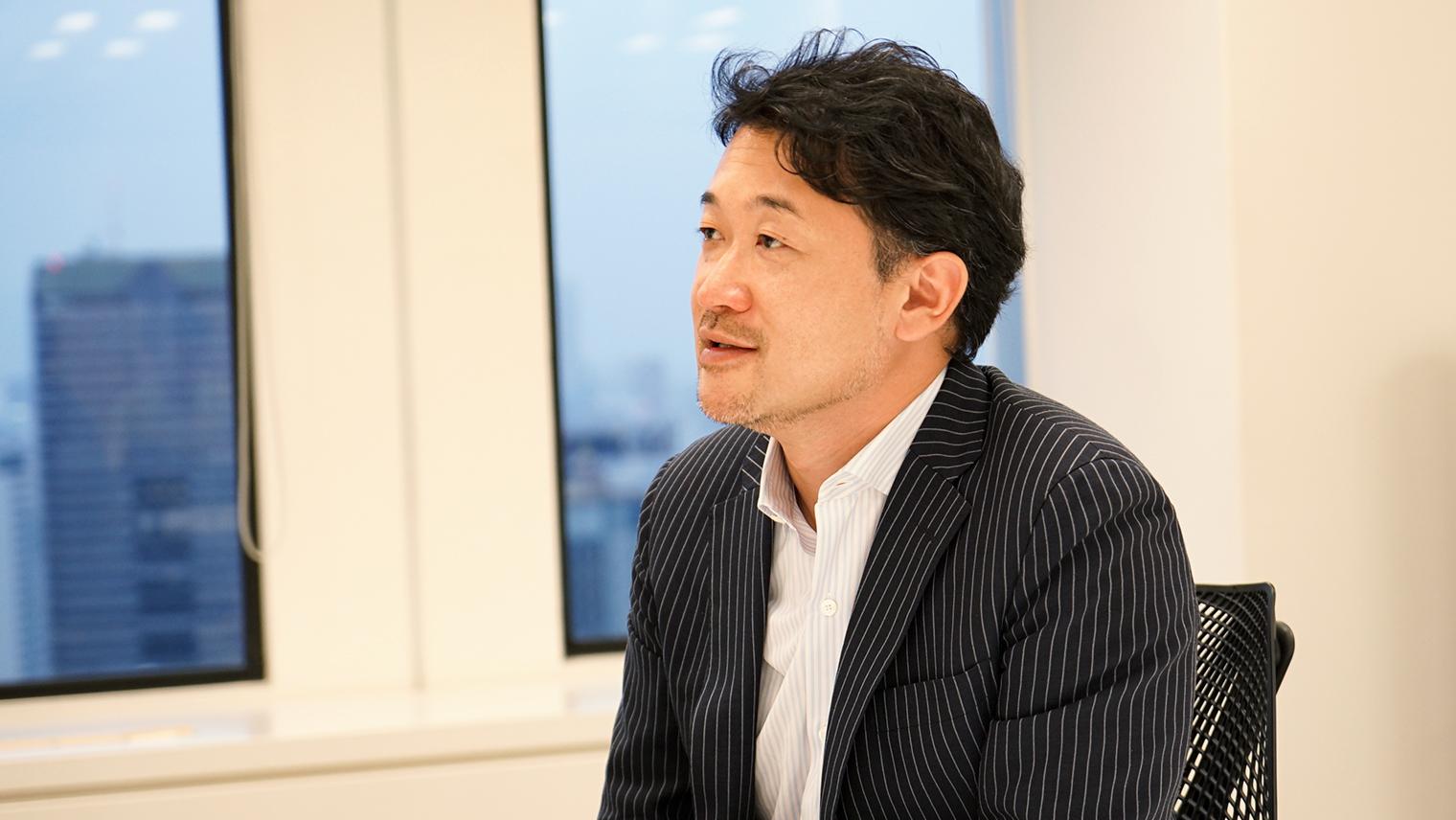株式会社アイスタイル代表取締役社長 兼 CEOの吉松徹郎