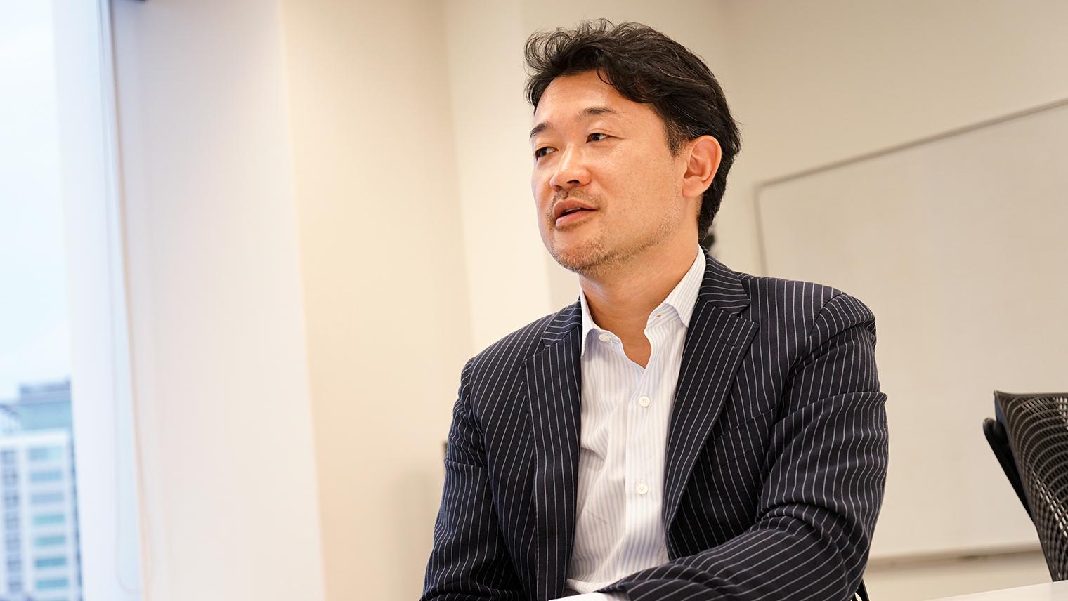 株式会社アイスタイル代表取締役社長 兼 CEO 吉松徹郎さん