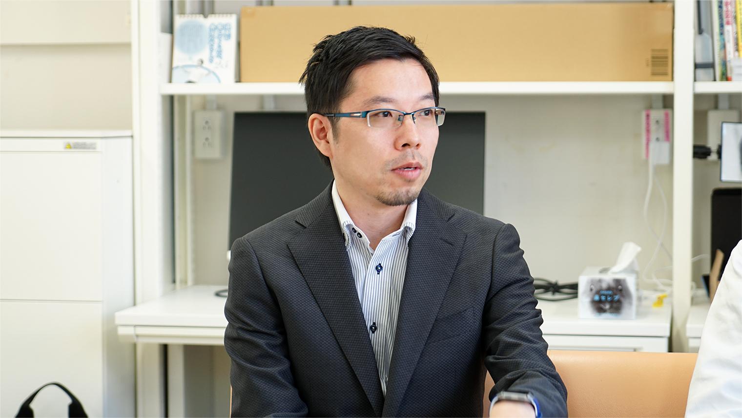 藤岡昌泰さん 株式会社グレースイメージング 取締役CTO