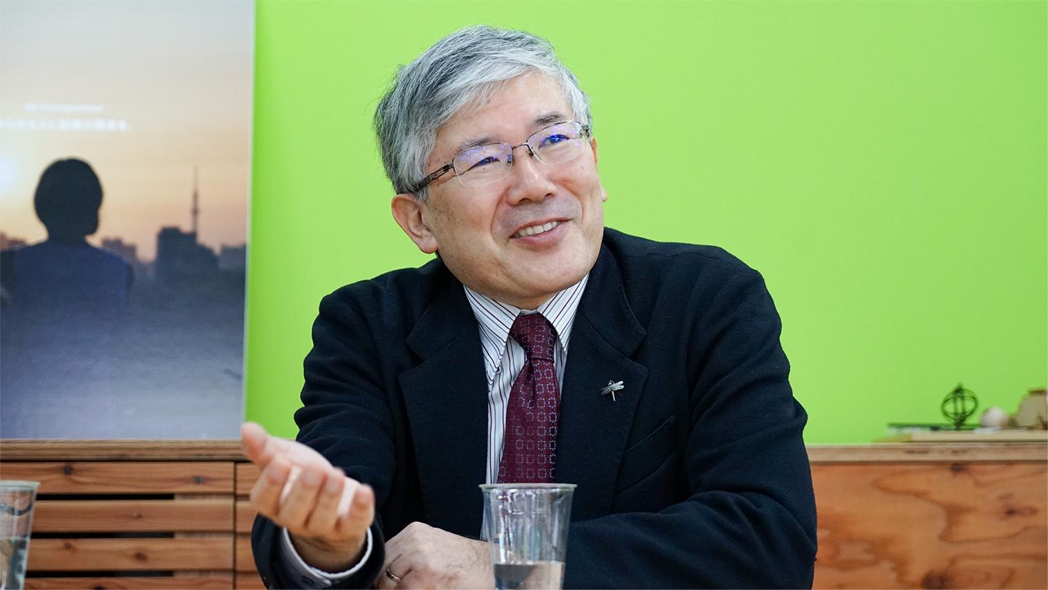 中尾政之さん 東京大学 工学系研究科 機械工学専攻 教授