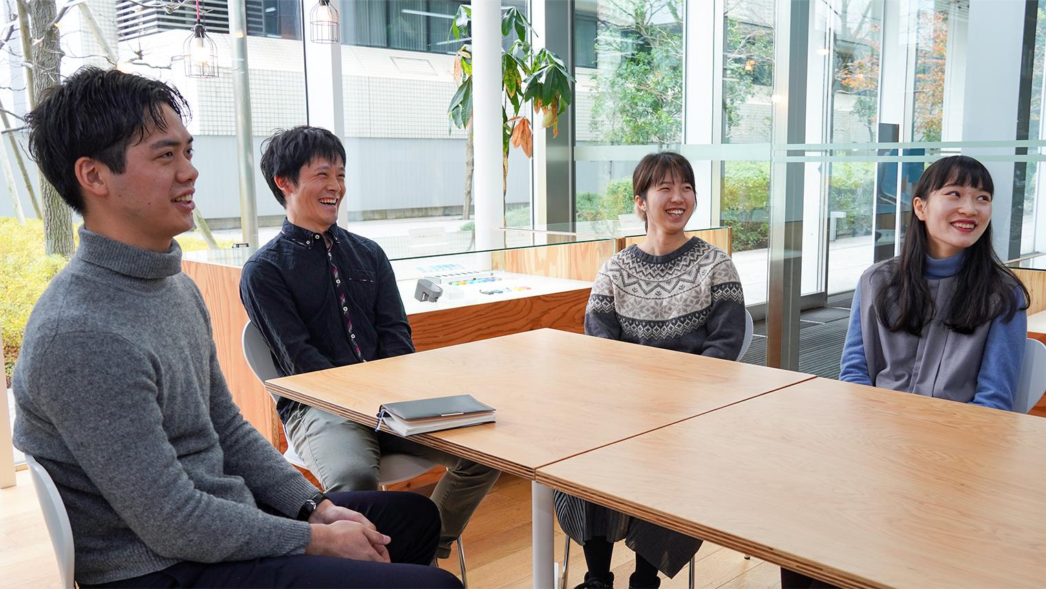 学生メンバー 東京大学