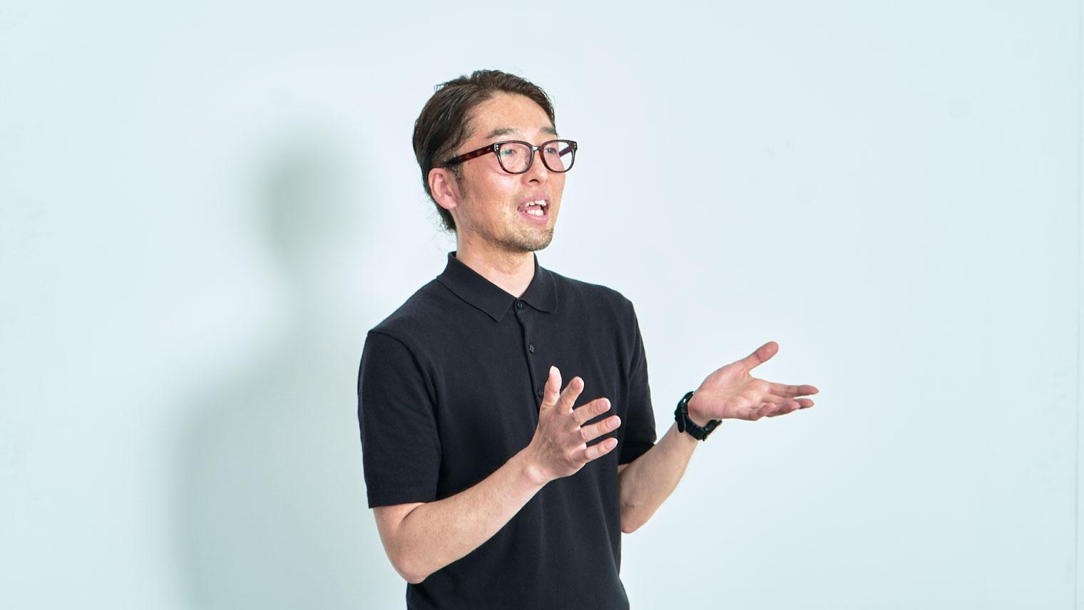 今泉剛さん LIXIL Housing Technology Japanビジネスインキュベーションセンタープロデューサー