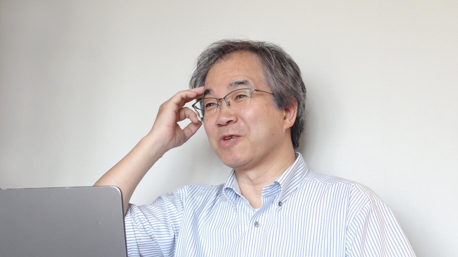 近藤真一さん マイクロソニック株式会社 技術顧問