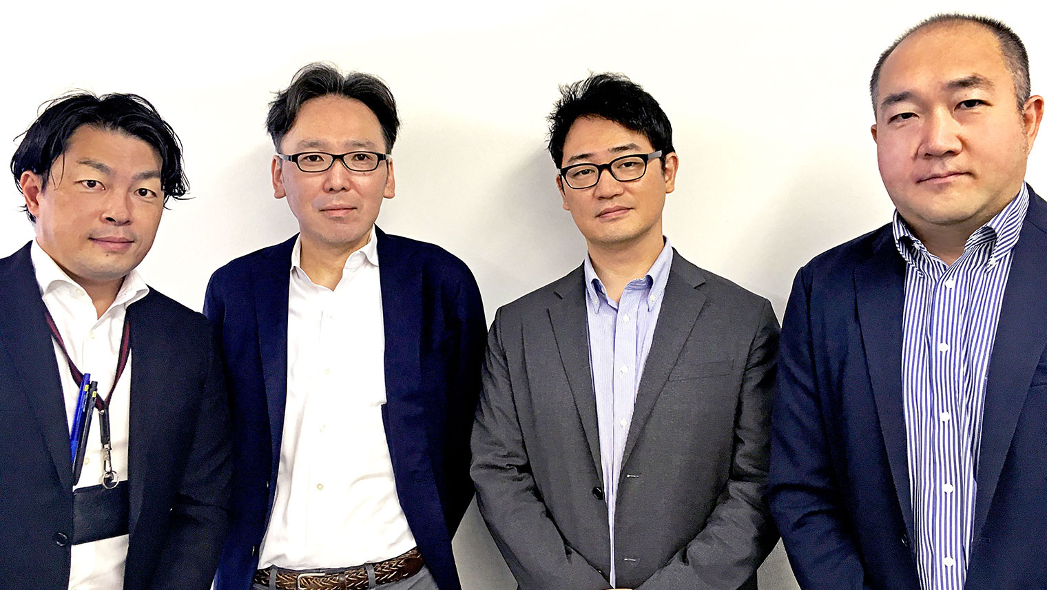 右より2番目:イオンエンターテイメント株式会社 取締役 小金澤 剛康さん