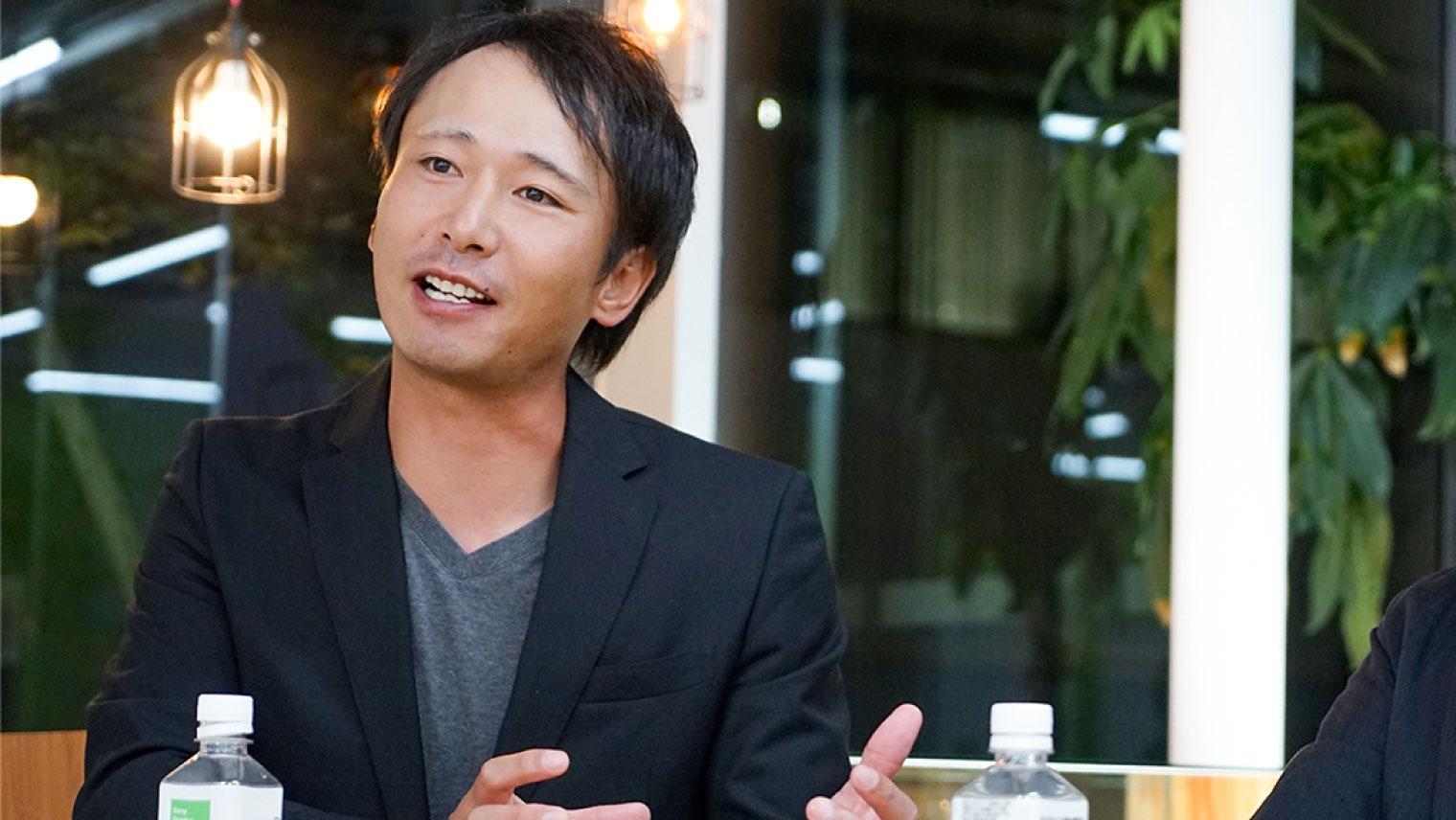 小澤勇人 ソニー株式会社 Open Innovation & Collaboration部