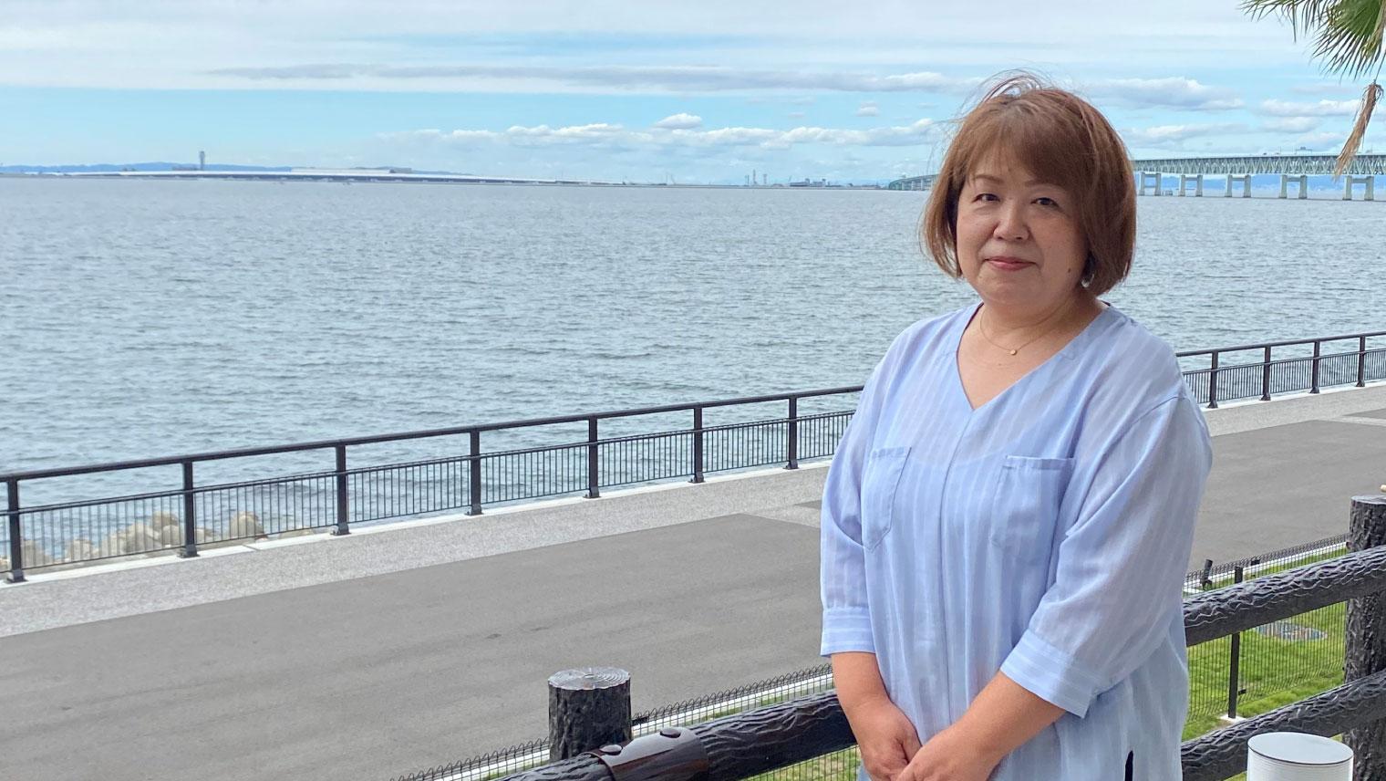 田中明子さん