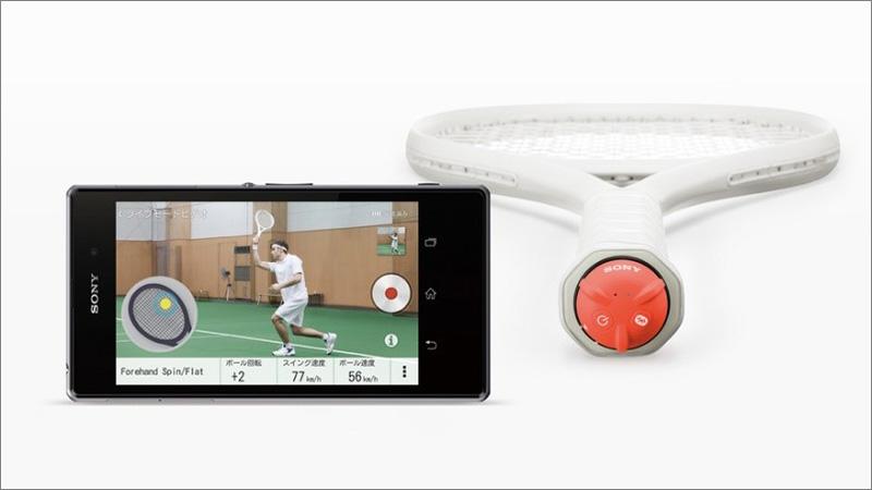 Smart Tennis Sensor(スマートテニスセンサー)