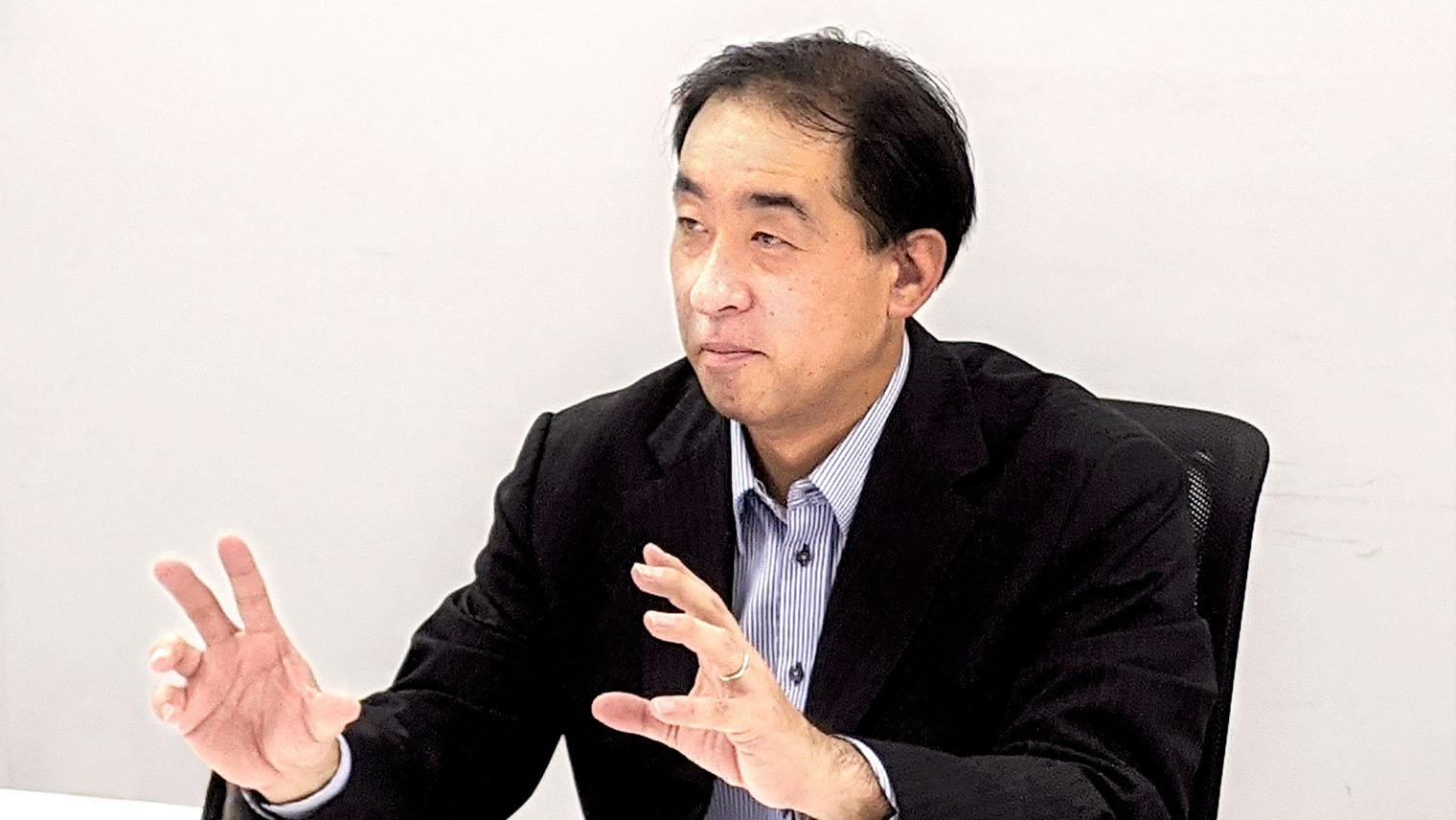 佐部 浩太郎さん エアロセンス株式会社 代表取締役 社長