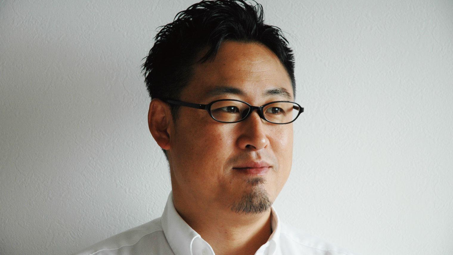 東京藝術大学 美術学部 デザイン科 准教授 山﨑宣由さん