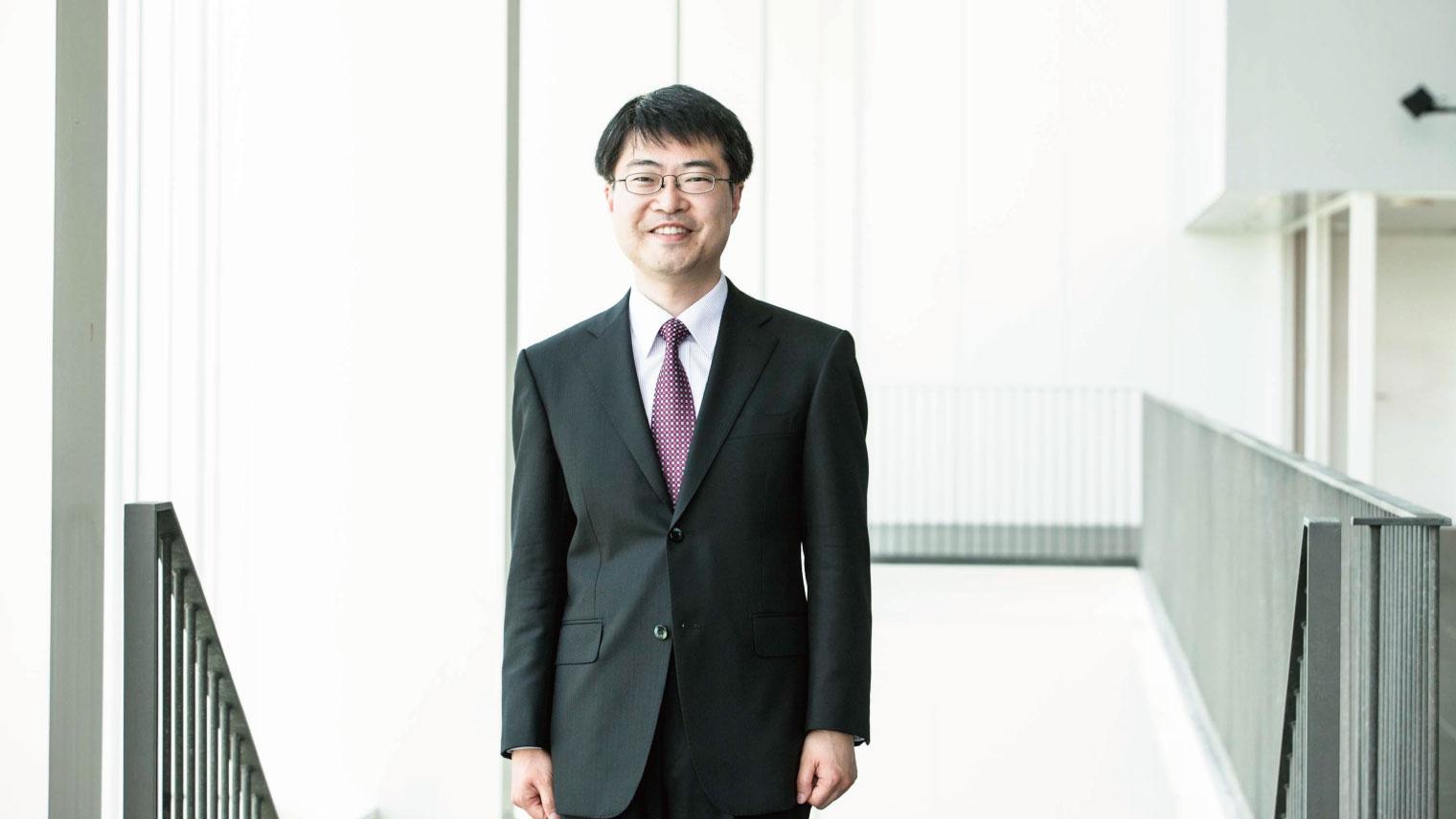 東京大学 工学系研究科長、工学部長 染谷隆夫さん