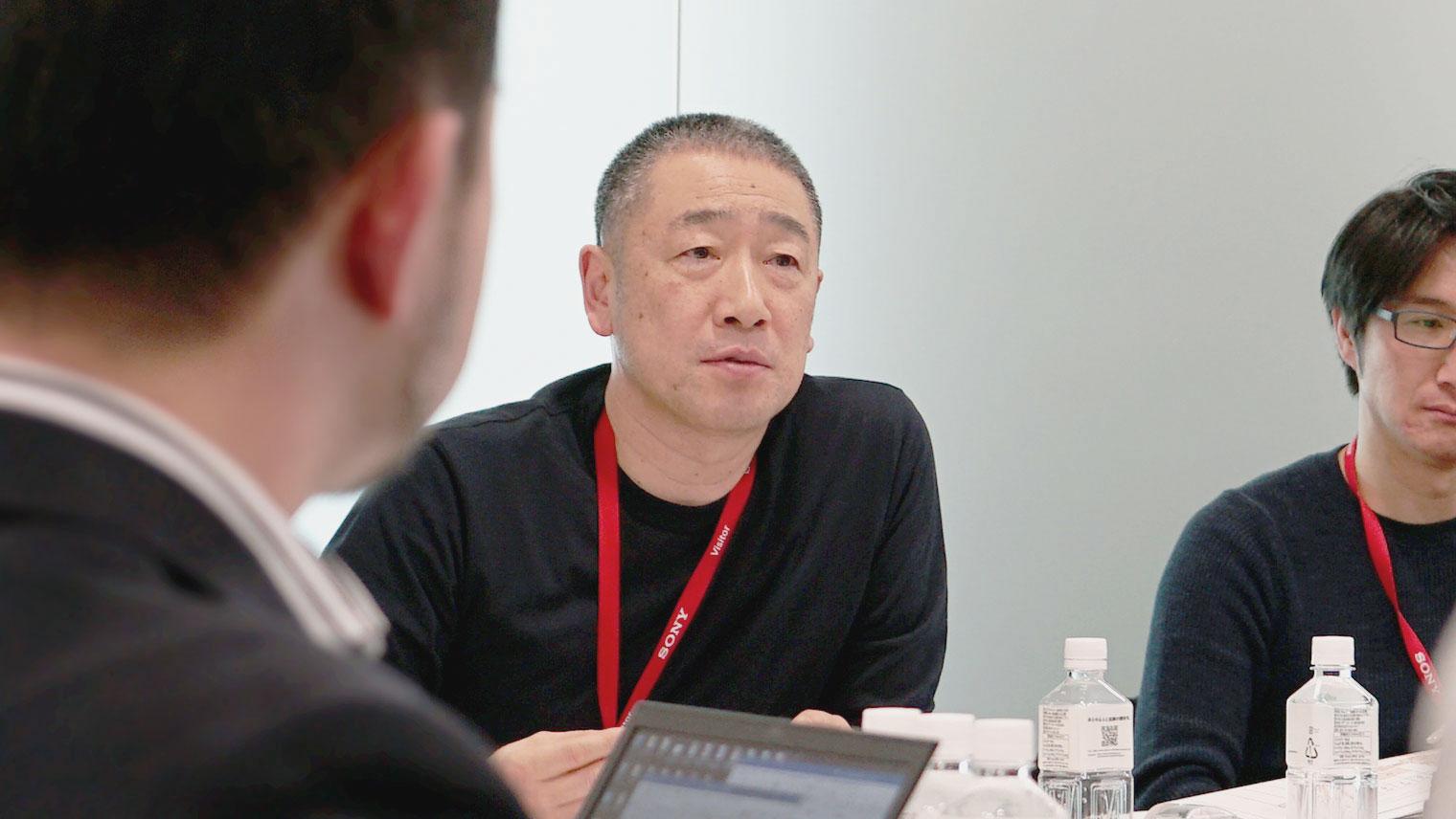 株式会社LIXIL 理事 LIXIL Housing Technology Japanビジネスインキュベーションセンター センター長 羽賀 豊さん