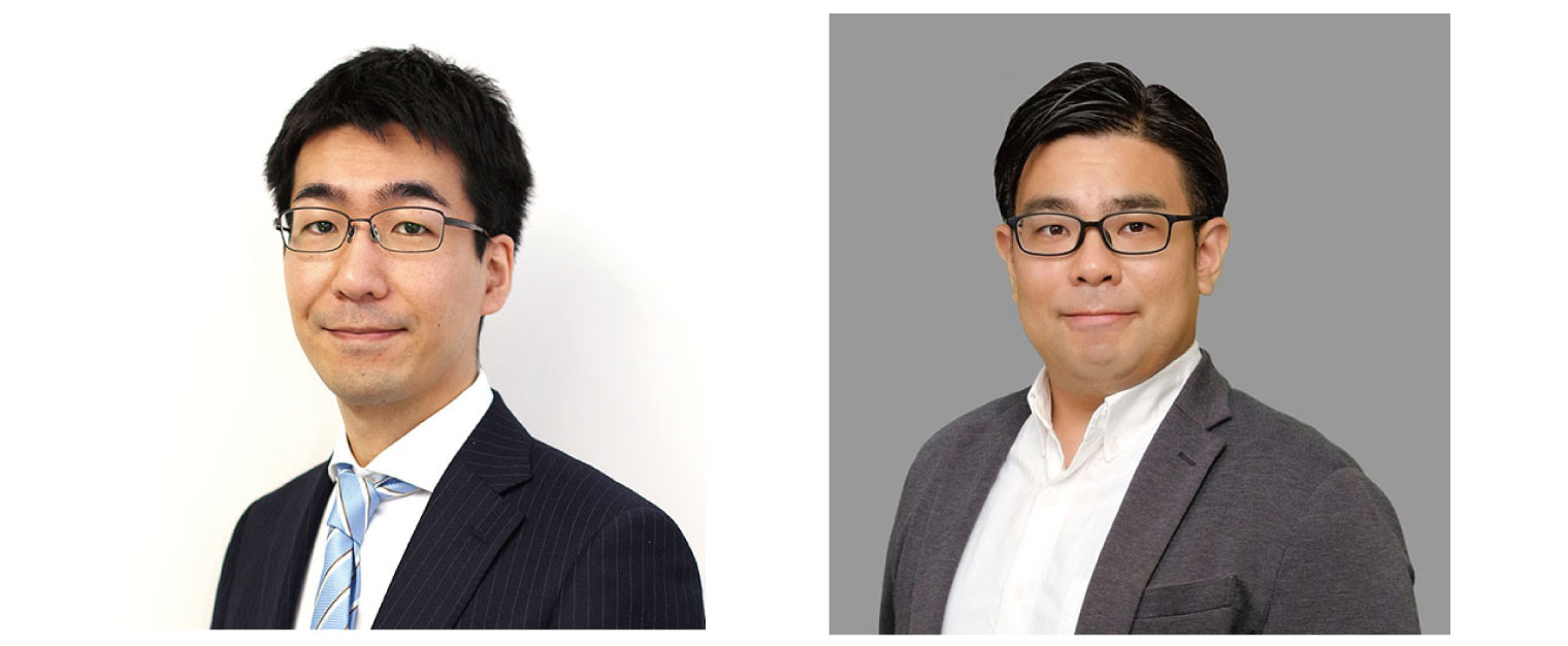 クラウドクレジット株式会社 代表取締役CEO 杉山 智行さん、ソニーフィナンシャルベンチャーズ株式会社 原田 果意さん