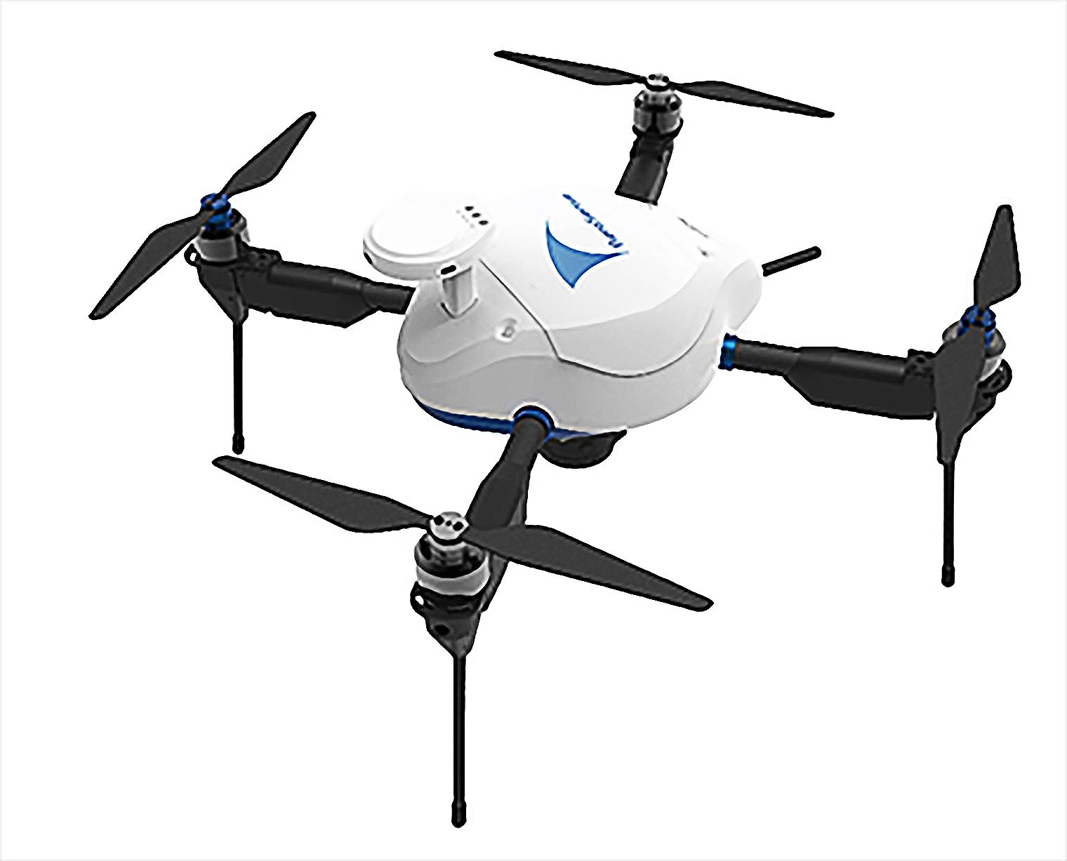 測量分野や点検分野での作業の軽減、業務効率化に貢献してきたエアロボ(Aerobo)の写真